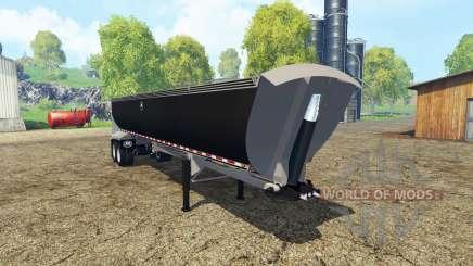 MAC dump semitrailer for Farming Simulator 2015
