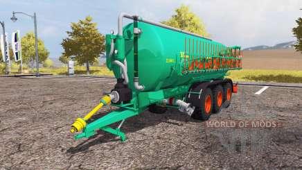 Aguas-Tenias CAT-22-TC for Farming Simulator 2013