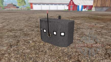 Lamp weight for Farming Simulator 2015