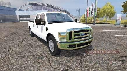 Ford F-350 Crew Cab for Farming Simulator 2013