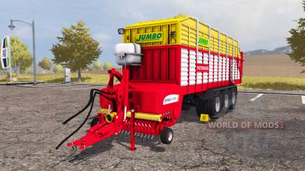 POTTINGER Jumbo 10000 Powermatic v2.0 for Farming Simulator 2013
