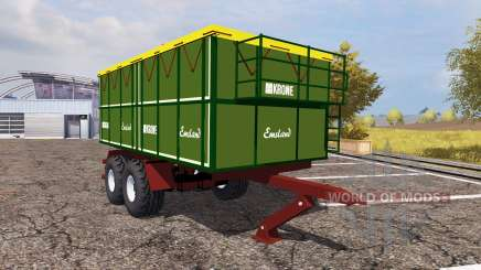 Krone Emsland TDK 302 for Farming Simulator 2013