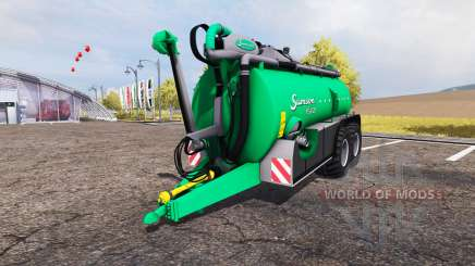Samson PGV 20 for Farming Simulator 2013