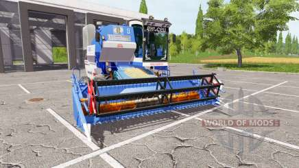 KPC Enisey 1200 NM for Farming Simulator 2017