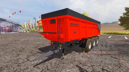 Tipper trailer for Farming Simulator 2013