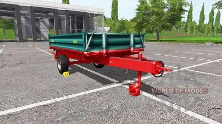 Puhringer 4020 for Farming Simulator 2017