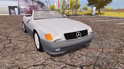 Mercedes-Benz 500 SL (R129) for Farming Simulator 2013