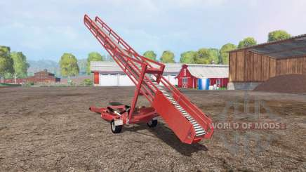 Conveyor belt multifruit for Farming Simulator 2015