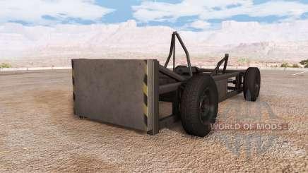 Nardelli crash test cart v1.02 for BeamNG Drive