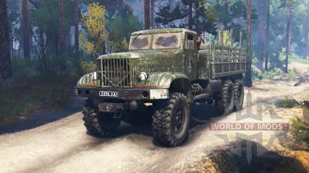 KrAZ 214 v1.1.2 for Spin Tires