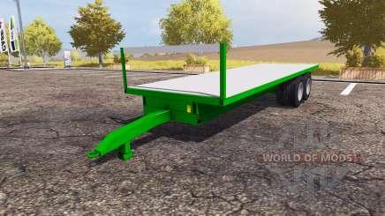 Trailer platform for Farming Simulator 2013
