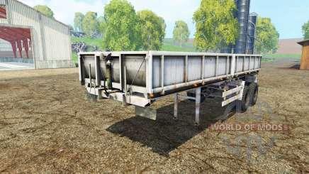 MAZ 9397 (MMZ 771Б) for Farming Simulator 2015