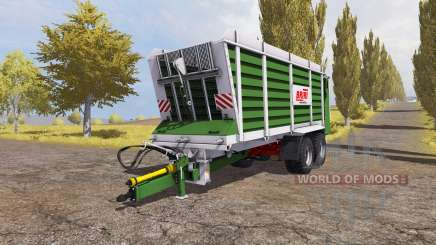 BRIRI Silo-Trans 38 v2.01 for Farming Simulator 2013