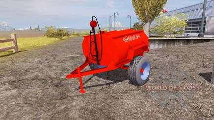 Bisego fuel tank for Farming Simulator 2013