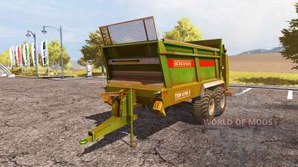 BERGMANN TSW 4190 S v1.1 for Farming Simulator 2013