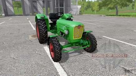 Guldner G40A for Farming Simulator 2017