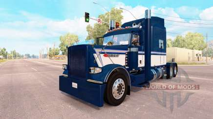 Fitzgerald skin for the truck Peterbilt 389 for American Truck Simulator