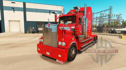 Kenworth T908 v6.0 for American Truck Simulator