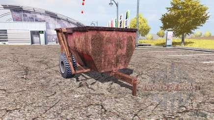 PST 6 v2.0 for Farming Simulator 2013