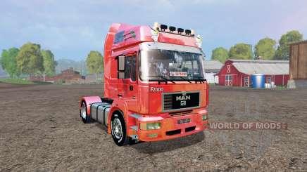 MAN F2000 19.603 for Farming Simulator 2015
