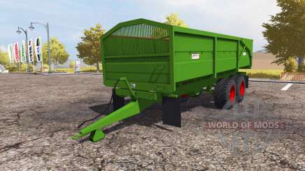 Griffiths tipper trailer for Farming Simulator 2013