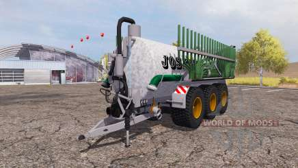 JOSKIN Euroliner 25000 TRS v3.0 for Farming Simulator 2013