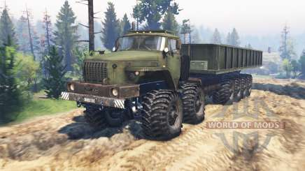 Ural monster v3.6 for Spin Tires
