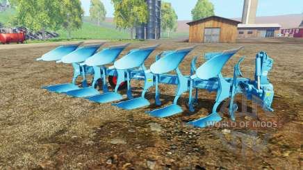 Lemken Juwel 8 for Farming Simulator 2015