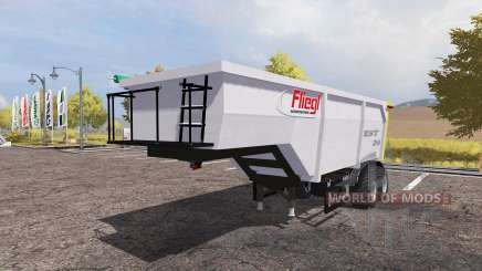 Fliegl XST 34 for Farming Simulator 2013