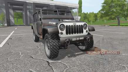 Jeep Wrangler for Farming Simulator 2017