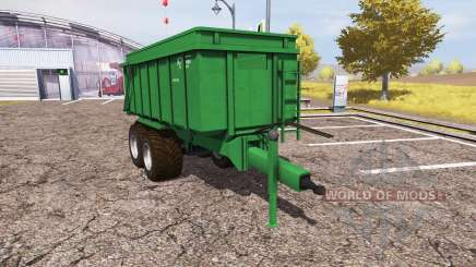 Krampe TZK 20 Herkules for Farming Simulator 2013