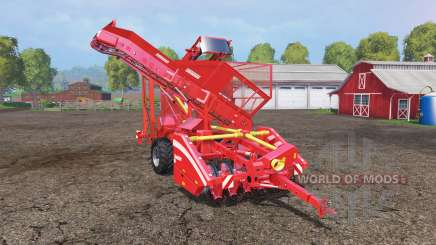 Grimme Rootster 604 for Farming Simulator 2015