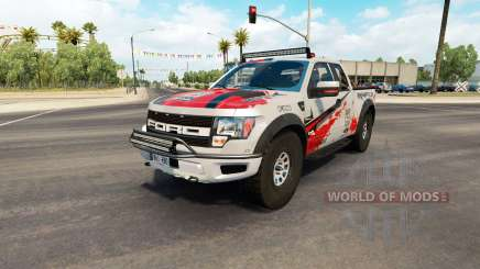 Ford F-150 SVT Raptor v2.2 for American Truck Simulator