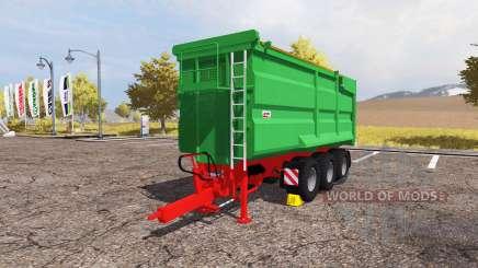 Kroger Agroliner MUK 402 v1.1 for Farming Simulator 2013