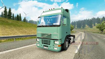 Volvo FH12 v1.5 for Euro Truck Simulator 2