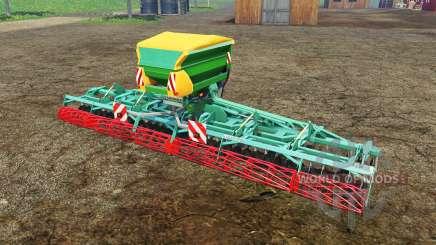 Zunhammer seeder-cultivator for Farming Simulator 2015