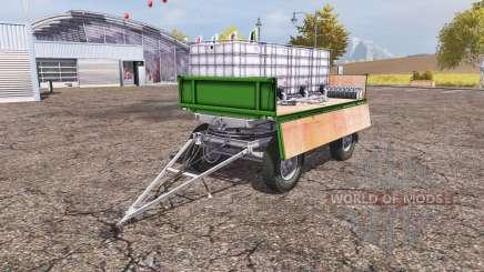 Trailer fertilizer for Farming Simulator 2013