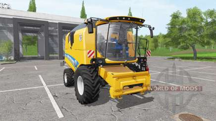 New Holland TC5.80 for Farming Simulator 2017
