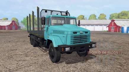 KrAZ 6233М6 for Farming Simulator 2015