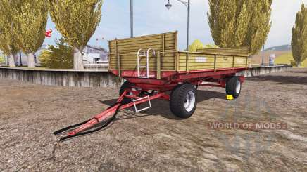 Krone Emsland bale for Farming Simulator 2013