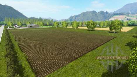 Villeneuve sous Charigny v2.0 for Farming Simulator 2017