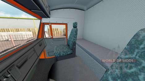 KamAZ 6460 v2.0 for Euro Truck Simulator 2