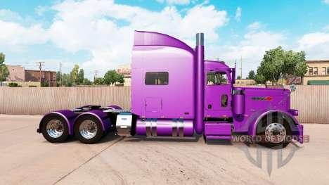 Peterbilt 389 v2.1 for American Truck Simulator