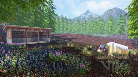 Alpental v1.1 for Farming Simulator 2015