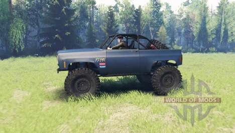Chevrolet K5 Blazer crawler v2.0 for Spin Tires