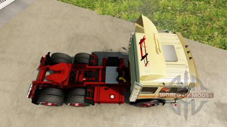 Mercedes-Benz 1632 v1.1 for Euro Truck Simulator 2