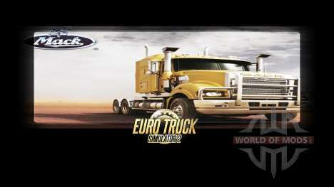 USA trucks loading pictures for Euro Truck Simulator 2