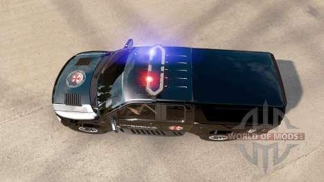 Ford F-150 SVT Raptor v2.2.1 for American Truck Simulator