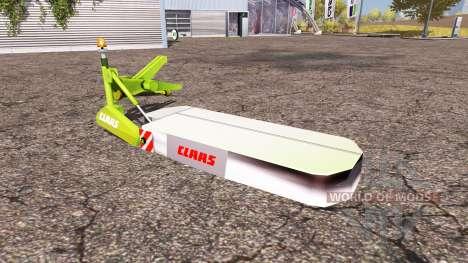CLAAS Disco for Farming Simulator 2013