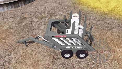 Arcusin ForStack 8.12 v2.0 for Farming Simulator 2013